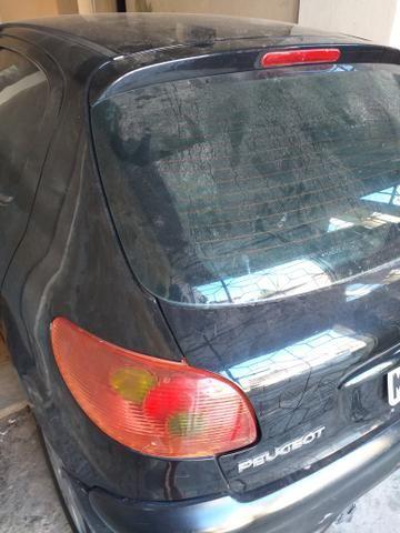 P vender logo!!!!! Peugeot 206 1.4 contato * falar com Macly - Foto 6
