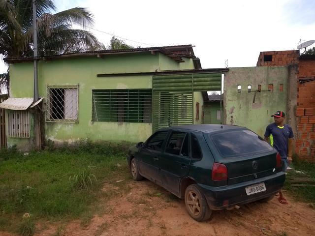 Vendo casa, ou negocia pega carro chácara no negócio - Foto 3