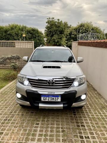 Hilux SW4 3.0 aut 4x4 diesel 2012 abaixo da fipe!! - Foto 4