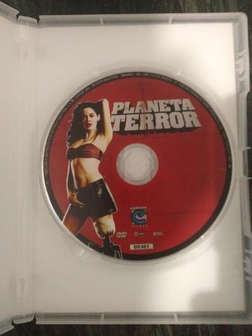 DVD Planeta Terror - Foto 3