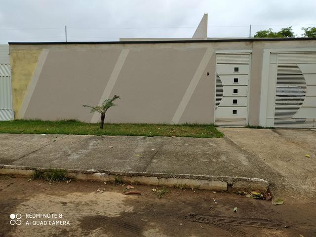 Casa vendo ou troco por chácara - Foto 6