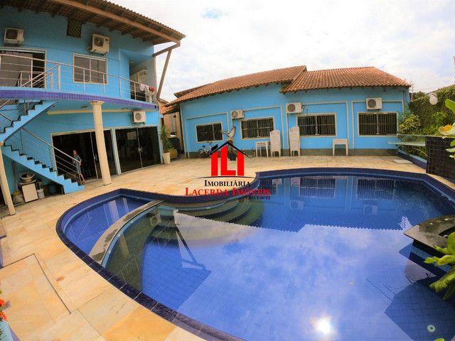 Morada do Sol / Casa com piscina