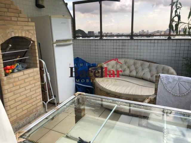 Cobertura à venda com 3 dormitórios em Tijuca, Rio de janeiro cod:TICO30224 - Foto 12