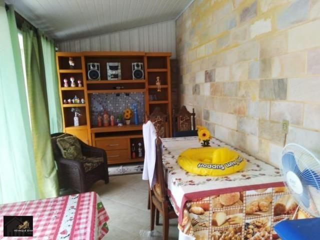 Ótima Localização, Casa Colonial Mobiliada no Balneário Santa Maria, S P A - RJ - Foto 11