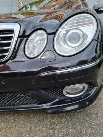 Mercedes Benz E350 V6 Blindada - Foto 8