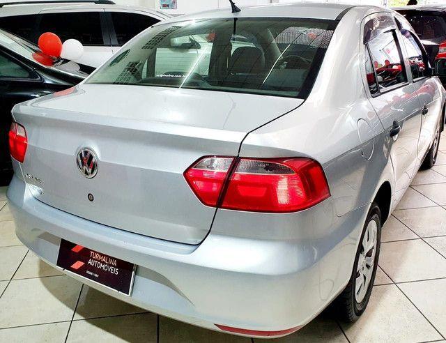 Volkswagen Voyage 1.0 trendline completo,2015,oportunidade!!! - Foto 7