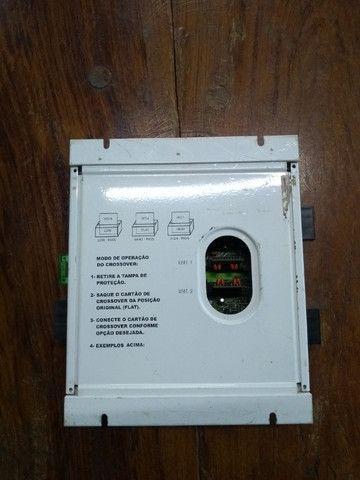 """Módulo Amplificador Banda Voxer 2.4 - 320 Watts Rms ### Muito Conservada """"Relíquia"""" # - Foto 6"""