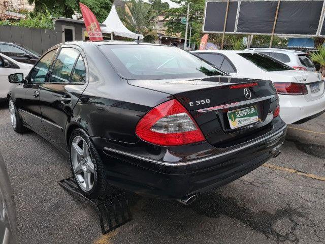 Mercedes Benz E350 V6 Blindada - Foto 6