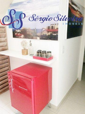 Cobertura duplex mobiliada no Mediterranée Residence no Porto das Dunas com 3 suítes - Foto 5