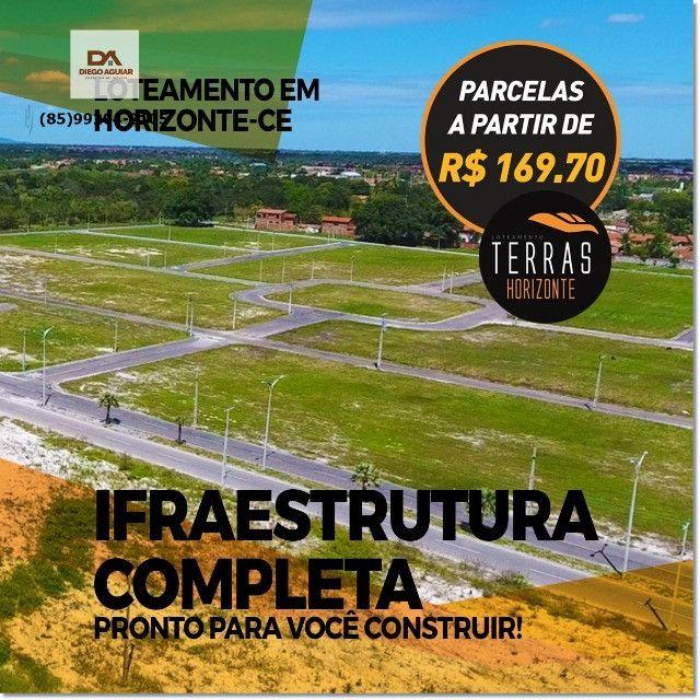 Lotes Terras Horizonte(Financiamento sem burocracia)@$ - Foto 3