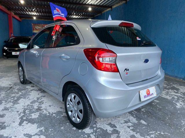 Ford Ka SE 1.5 Conpleto 2018. Bem Novinho - Foto 5