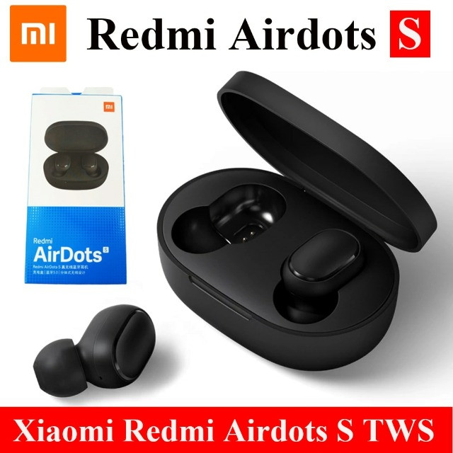 Fone Xiaomi Redmi AirDots S Tws Original Lançamento Gamer + Cabo micro USB - Foto 2