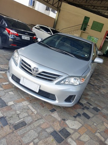 Toyota Corolla GLI 1.8 2013 - Blindado