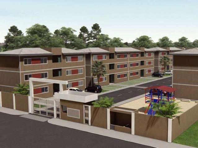 Residencial Alto Maravilha IX - 45 a 47m² - 2 quartos - Luziânia - GO - Foto 16