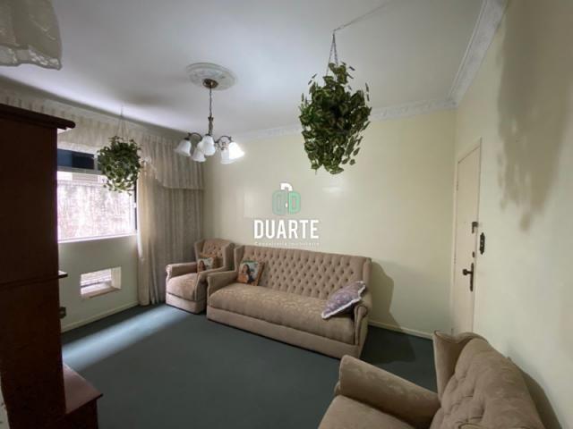 Vendo apartamento 1o. andar, frente, varanda, escada, 76m2 úteis, Campo Grande, Santos, SP - Foto 20