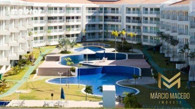 Apartamento com 3 quartos à venda por R$ 460.000 - Porto das Dunas - Aquiraz/CE - Foto 16