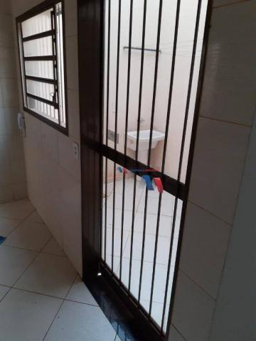 Edícula com 1 dormitório para alugar, 30 m² por R$ 800,00/mês - Vila Maceno - São José do  - Foto 3
