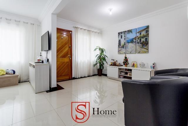 Sobrado triplex 3 quartos e 2 vagas para aluguel no Boqueirão em Curitiba - Foto 5