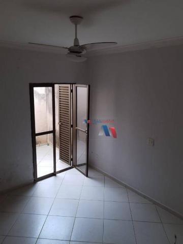 Edícula com 1 dormitório para alugar, 30 m² por R$ 800,00/mês - Vila Maceno - São José do  - Foto 9