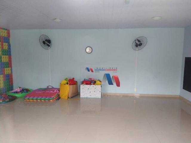 Apartamento com 2 dormitórios à venda, 50 m² por R$ 140.000,00 - Rios di Itália - São José - Foto 6
