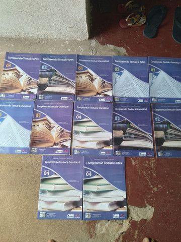 Livros pré vestibulares e outros completos  - Foto 6