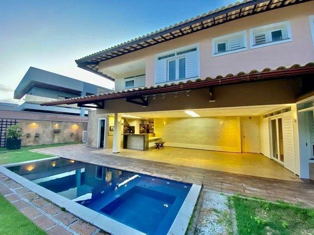 Casa com 4 dormitórios à venda, 360 m² por R$ 2.250.000,00 - Porto das Dunas - Aquiraz/CE - Foto 3
