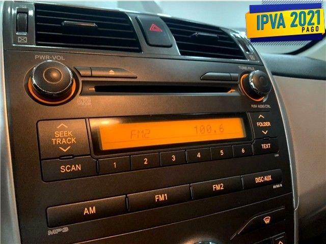 Toyota Corolla 2013 1.8 gli 16v flex 4p automático - Foto 14