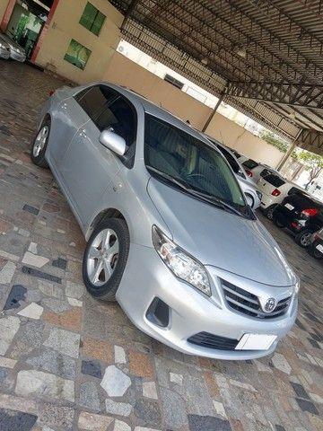 Toyota Corolla GLI 1.8 2013 - Blindado - Foto 2