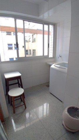 Belo Horizonte - Apartamento Padrão - Funcionários - Foto 11