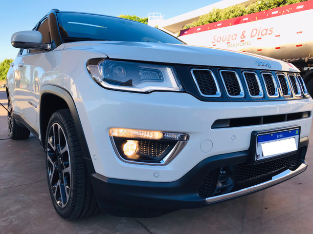 Jeep Compass Limited 2018  - Foto 12