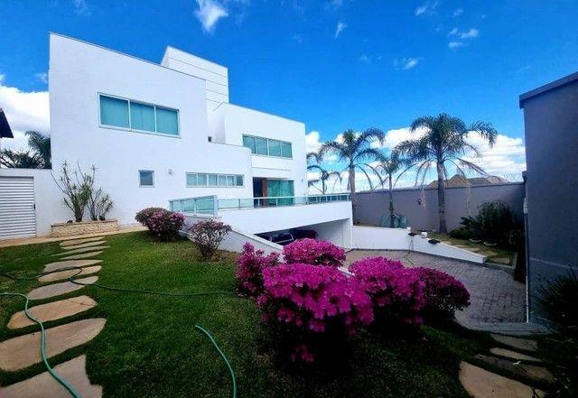 Casa de condomínio para venda tem 480 metros quadrados com 5 quartos - Foto 2