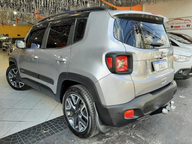 Jeep Renegade Longitude 1.8 (Aut) (Flex) - Foto 6