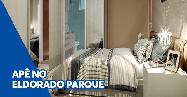 Apartamento com 2 quartos no Condomínio Iguaçu- Eldorado Parque - Bairro Parque Oeste Ind - Foto 2
