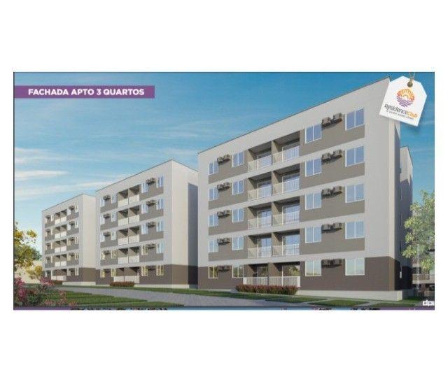Residence club Dr Genny André Gomes apartamentos de 2 - 3 quartos com suítes  - Foto 3