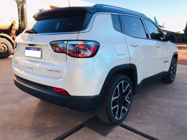 Jeep Compass Limited 2018  - Foto 16