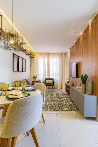 Apartamento de 2 quartos em Samambaia c/ semi suíte