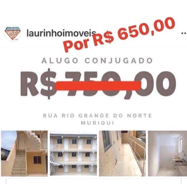 Laurinho imóveis - Quitinete em Muriqui  - Foto 4
