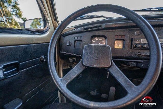 chegou o seu clássico 1985 vw fusca 1600 Original a álcool - Foto 10