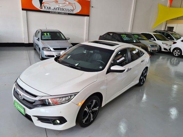 Honda Civic Touring 1.5  Turbo  2017 - Foto 9