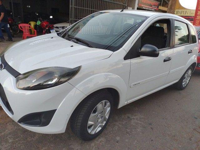 Fiesta hatch 1.0 Flex  - Foto 6