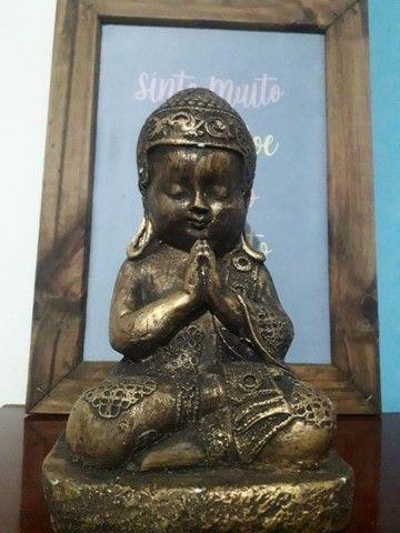 Lindo Buda Tibetano Cura do Lar - Foto 5