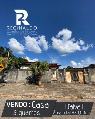 Vendo Casa - 3 Quartos. Parque Estrela Dalva II, Luziania/GO