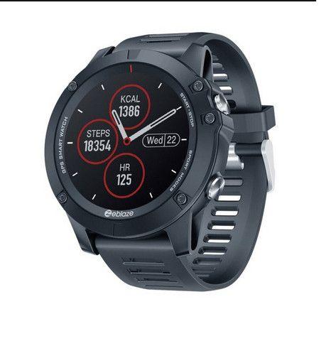 Zeblaze vibe 3 gps smartwatch freqüência cardíaca multi modos de esportes à prova água - Foto 6