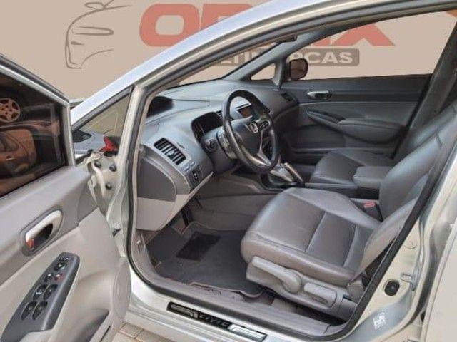 Honda CIVIC LXL FLEX - Foto 5