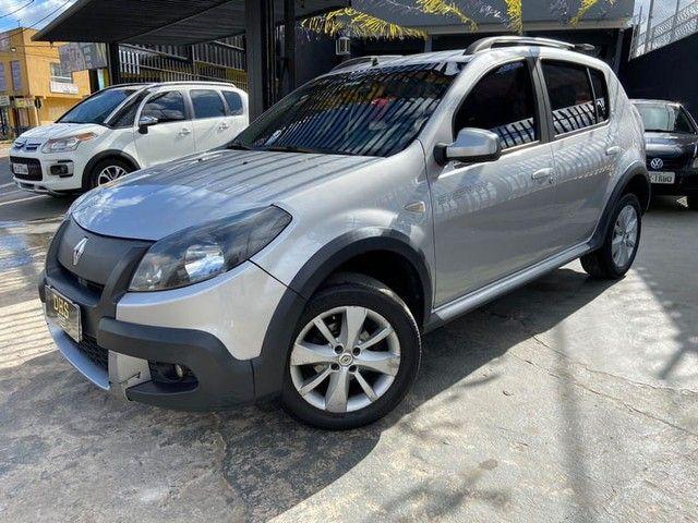 Renault SANDERO STEPWAY 1.6 HI-FLEX - 2014