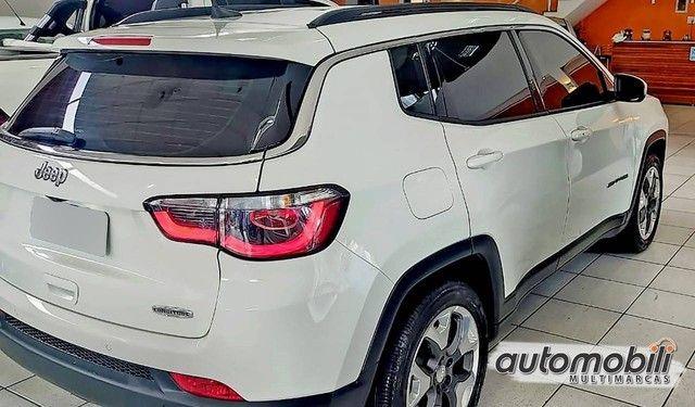 COMPASS 2019/2019 2.0 16V FLEX LONGITUDE AUTOMÁTICO - Foto 6