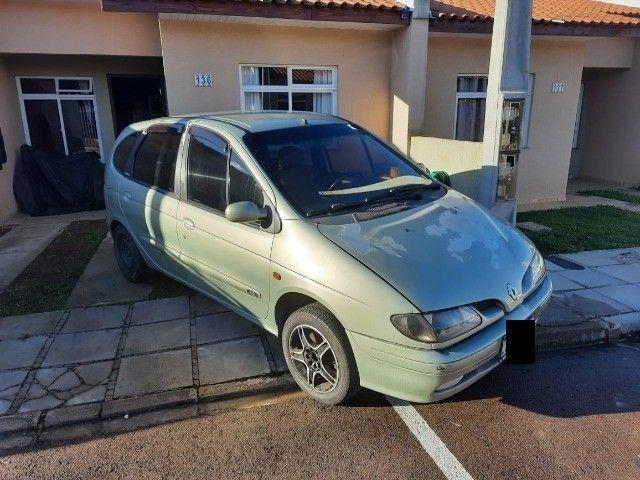 Vendo carro Scenic ano 2000 2.0 8v - Foto 7