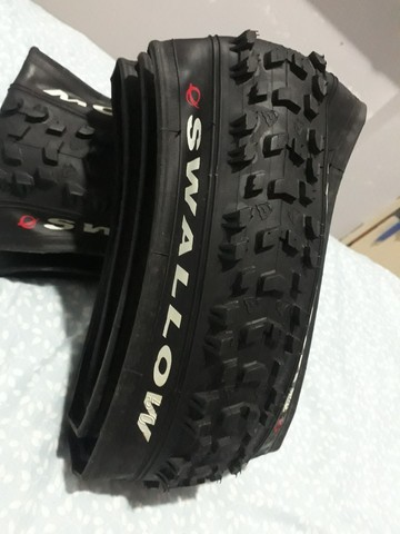 Par de pneus SWALLOW em kevlar aro 26  - Foto 3