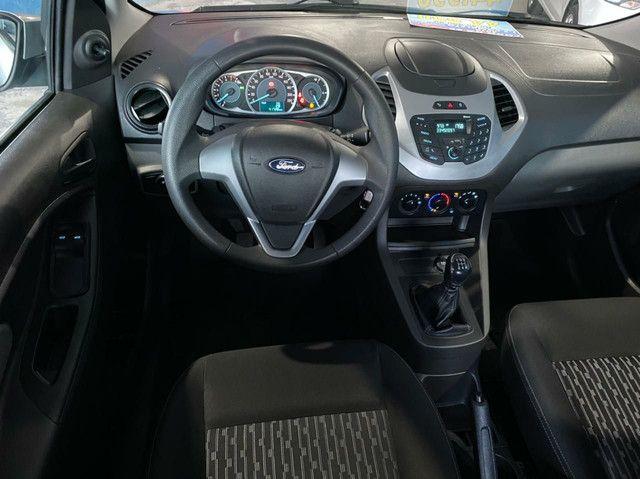 Ford Ka SE 1.5 Conpleto 2018. Bem Novinho - Foto 12