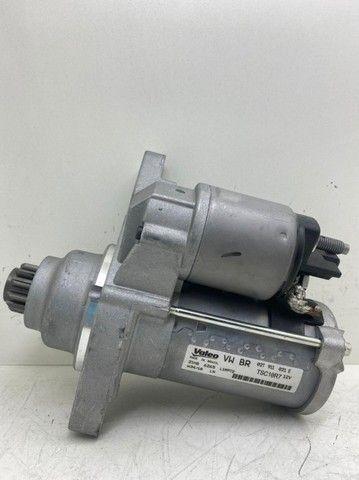 Motor de partida 12V 11D Gol G5 G6 1.0 e 1.6 Golf 1.6 corss fox 1.0 E 1.6 - Foto 4